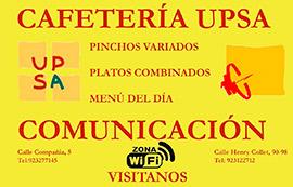 Cafetería UPSA
